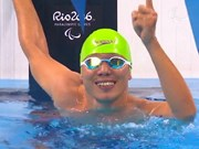 Rio Paralympics: Vietnam wins two more medals