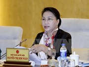 NA Chairwoman to visit Laos, Cambodia, Myanmar, attend AIPA-37