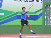 Top tennis player wins two Men's Futures titles