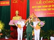 Vietnam launches hydrographic commission, office