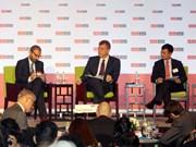 "Summit seeks ""smooth sailing"" for Vietnam's economy"