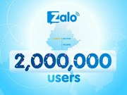 Zalo attracts 2 million Myanmar users after four months