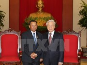 Greetings to Cambodian People's Party on Cambodia's Independence Day