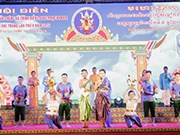 Various events celebrate Ok Om Bok Festival