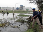 Germany to help Vietnam deal with wastewater