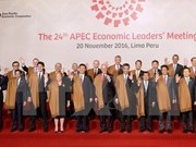 President urges APEC to uphold leading, pioneering role