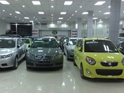 Automobile sales soar by 60 percent in July