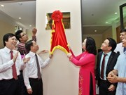 Vietnam News Agency inaugurates information centre in Hanoi