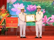 Hanoi police celebrate 70th anniversary of traditional day
