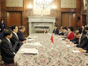 NA Vice Chairwoman meets Japanese parliament leader
