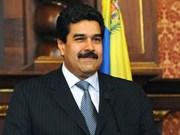 Venezuelan President starts official Vietnam visit