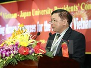 Vietnam-Japan university rectors' conference opens