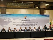 ASEAN committed to fighting trans-national crime