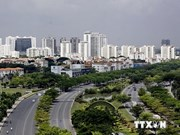Foreign funds move into property market