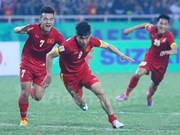Vietnam up to 152 in FIFA world rankings