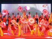 Art performances celebrate Hanoi Liberation Day