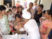 Week looks to improve national nutrition status
