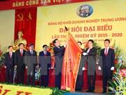Central Enterprises Bloc holds Party Congress