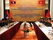 Vietnamese, Lao prosecutors seek to foster partnership in crime combat