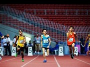Hiep enters long jump final at IPC Championships