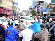Experts propose stricter measures to ease traffic jams
