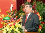 Overseas Party Organisation holds conference for new tenure
