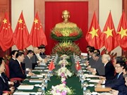 Vietnam, China vow to deepen partnership