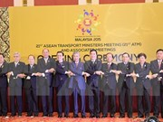 ASEAN, China, Japan vow to boost regional transport links