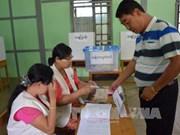 Myanmar's election goes smoothly
