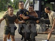 Two killed, three wounded in Southern Philippines' clash