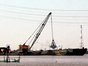 HCM City asks for 380 million USD for dredging