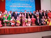 VUFO celebrates 65th anniversary of traditional day