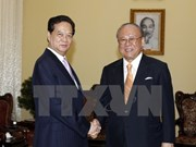 Prime Minister meets Japanese special advisor