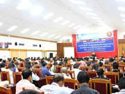 Vietnam shares experience in preparing for AEC in Laos