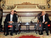 HCM City leader receives Cuban foreign trade minister