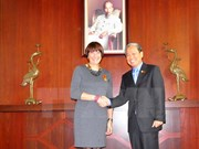 Italian contributors to Vietnam-Italy bond honoured