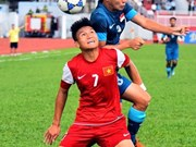 Vietnam perfect after downing Singapore