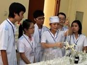 Italian region provides training, internship for Vietnamese students