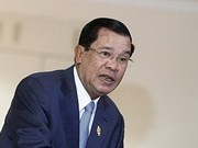 Cambodia seeks boosted trade, investment with US