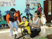 Meeting responds to Int'l Day of Persons with Disabilities