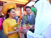 Vietnamese culture and culinary delights presented in UAE