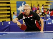 Asia-Pacific Veteran Table Tennis Championships opens