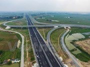 Hanoi-Hai Phong highway opens to traffic