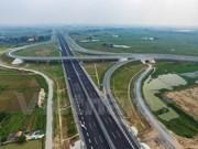 Hanoi-Hai Phong highway opens to traffic