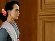 Myanmar completes political draft framework