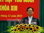 Hai Phong voters briefed about outcomes of NA's sitting