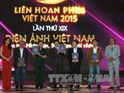 Four Golden Lotus Awards presented at 19th Vietnam Film Festival