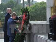 Belarusian President wraps up Vietnam visit