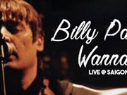 UK singer Billy Page tours Vietnam