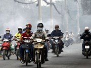 Air pollution in Hanoi, HCM City worsens